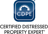 Foreclosure vs Short Sale, Certified Distressed Property Experts (CDPE). Special Expertise in Foreclosure Avoidance and Handling Short Sales