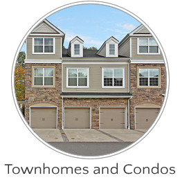 Featured Condos and Townhomes - Our Listings and sometimes Exclusive Listings Available Only to Our Buyers