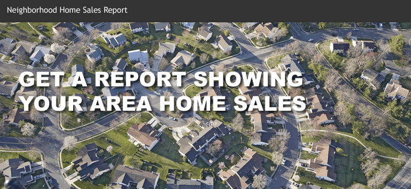 Free Report of Recent Nearby Home Sales